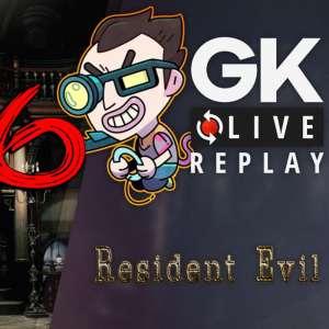 Gk live (replay) - Hubert se met à dos toute la faune locale dans Resident Evil (Partie 6)