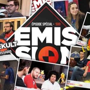 Gamekult, l'émission - Les anciens célèbrent avec nous la 500ème de Gamekult, l'Émission