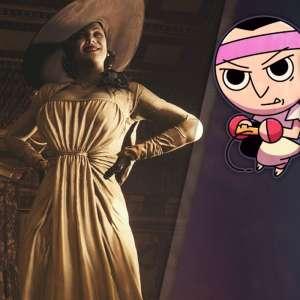 Gk live (replay) - Virgile part à la découverte du château Dimitrescu dans Resident Evil 8 Village (et pousse des petits cris)