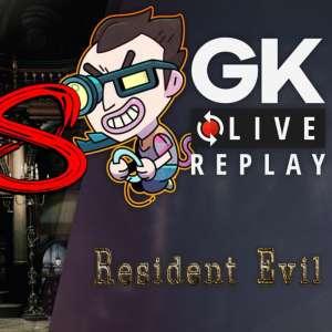 Gk live (replay) - Hubert face à un mur dans Resident Evil (partie 8)