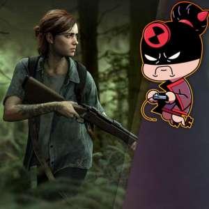 Gk live (replay) - Julien éprouve The Last of Us 2 et son patch 60fps
