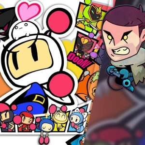 Gk live (replay) - Top 1 sinon rien pour Puyo sur Super Bomberman R Online
