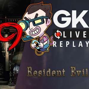 Gk live (replay) - Un Hubert en quête de rédemption dans ce 9e numéro sur Resident Evil