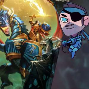 Gk live (replay) - Le Père ressort ses pots de peinture dans Warhammer Age of Sigmar : Stormground