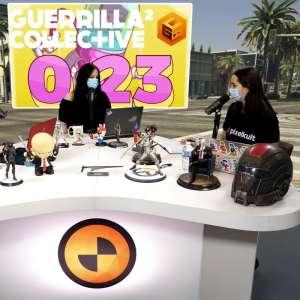 Gk live (replay) - Retrouvez les annonces de jeux indés du Guerrilla Collective par le biais de notre replay