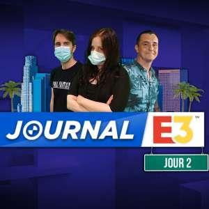 Journal de l'e3 - On fait le tour des annonces de ces dernières 24 heures via le Journal de l'E3 #2