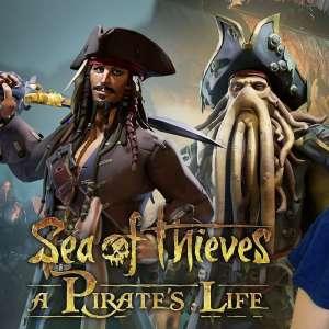 Action, réactions - On a pu en savoir plus sur A Pirate's Life, l'extension Pirates des Caraïbes de Sea of Thieves