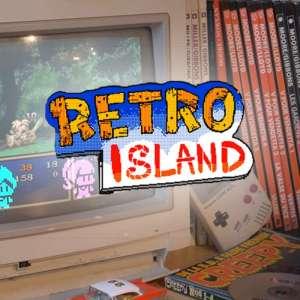 Retro island - Wolf Team, le studio spécialisé en tous genres