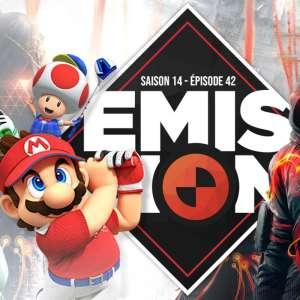 Gamekult, l'émission - On attendait mieux de Mario Golf : Super Rush et de Scarlet Nexus