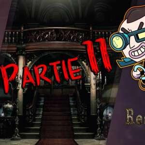 Gk live (replay) - La poudre parle dans cette partie 11 du live Resident Evil