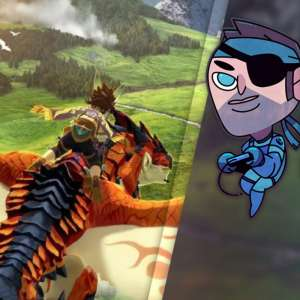 Gk live (replay) - Le Père essaie d'être un bon chasseur dans la démo de Monster Hunter Stories 2