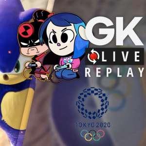Gk live (replay) - Luma et Strong se battent pour la médaille d'or dans les Jeux Olympiques de Tokyo 2020