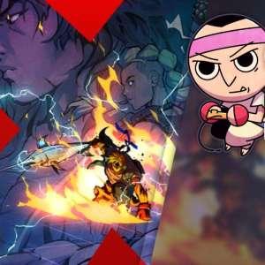 Gk live (replay) - Virgile découvre le DLC Mr. X Nightmare de Streets of Rage 4