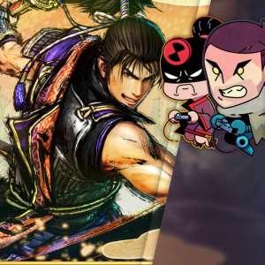 Gk live (replay) - Puyo distribue les patates sur Samurai Warriors 5