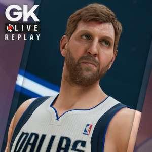 Gk live (replay) - Grosse défense (ou presque) sur NBA 2K22 avec Puyo
