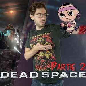 Gk live (replay) - La team Flipettes passe la seconde sur Dead Space