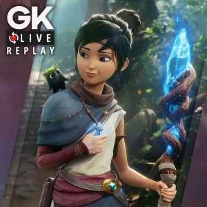 Gk live (replay) - Baptême du feu réussi pour Ember Lab avec Kena : Bridge of Spirits