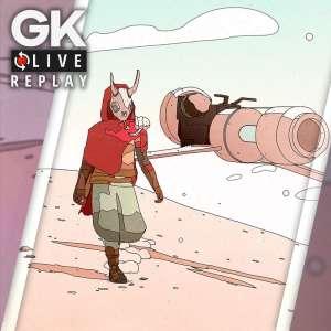Gk live (replay) - Luma se perd entre les dunes de Sable