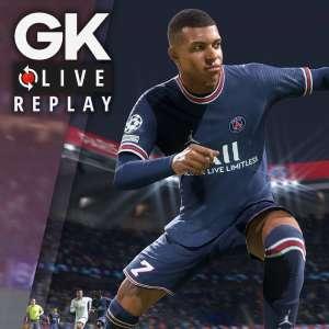 Gk live (replay) - Le sel de la défaite déborde sur FIFA 22
