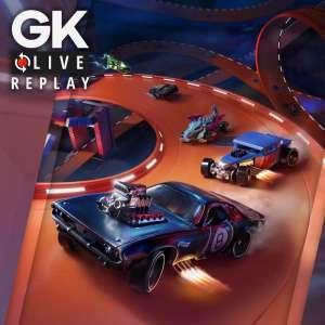 Gk live (replay) - Premiers tours de pistes sur Hot Wheels Unleashed avec Hubert et Julien