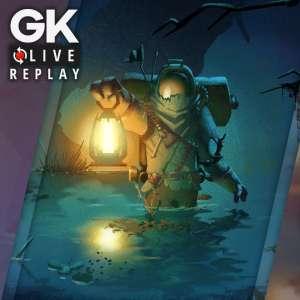 Gk live (replay) - On aperçoit le DLC d'Outer Wilds, Echoes of The Eye, spoil minimal garanti