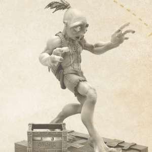 Butin de nerd - C'est (enfin) la rentrée pour Butin de Nerd, qui déballe la collector d'Oddworld Soulstorm