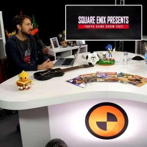 Gk live (replay) - La conférence Square Enix du TGS 2021 commentée et résumée par nos gaijin