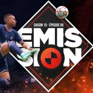 Gamekult, l'émission - Fin du match : FIFA 22 marque quelques points, mais eFootball est au Diablo Vauvert