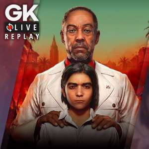 Gk live (replay) - Amaebi est son coq punk à l'assaut de Far Cry 6
