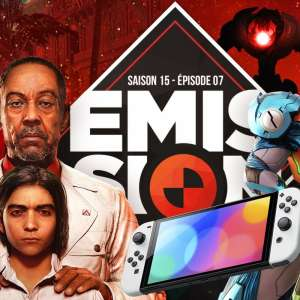 Gamekult, l'émission - Far Cry 6 et la Switch OLED loupent leur révolution, mais Metroid Dread retient toute notre attention