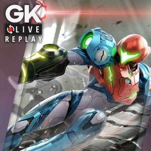 Gk live (replay) - Puyo et Luma commentent la première heure de Metroid Dread