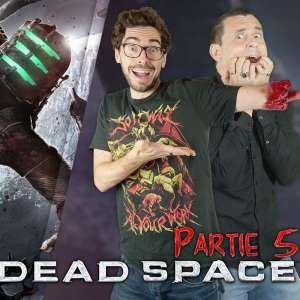 Gk live (replay) - La team flipettes perd la boule dans Dead Space