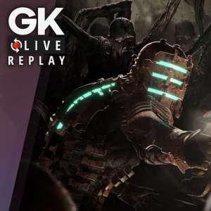 Gk live (replay) - La tension monte d'un cran pour la Team Flipettes dans Dead Space