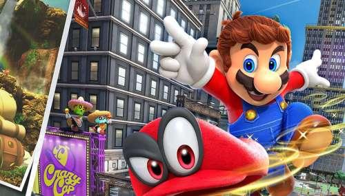 Test - Super Mario Odyssey : le jeu qui t'envoie sur la lune