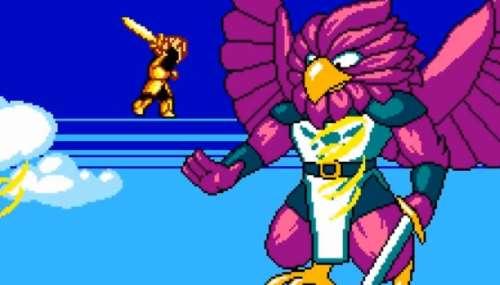 Test - Aggelos, un digne héritier de Wonder Boy et Zelda II