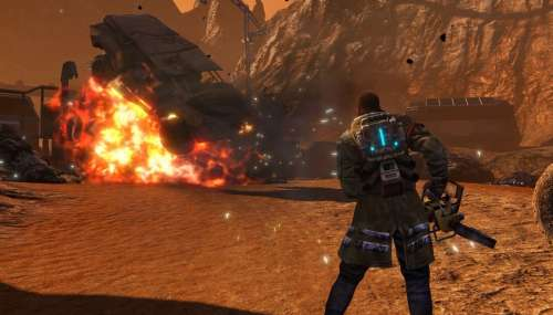 Test - Red Faction Guerrilla Re-Mars-tered Edition, Mars ou crève
