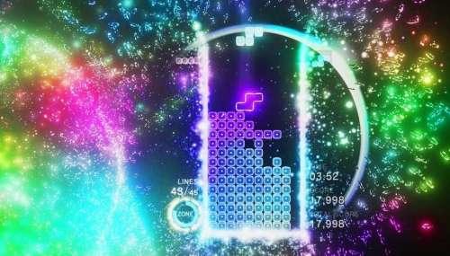 Test - Tetris Effect, la loi carrée de Tetsuya Mizuguchi