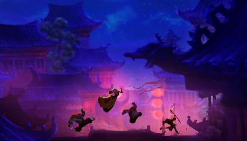 Test - Unruly Heroes : plus Trine que Rayman ?