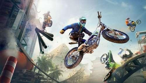 Test - Trials Rising, une belle bécane bridée par Ubisoft