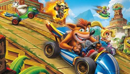 Test - Crash Team Racing Nitro-Fueled : sous la belle peinture, ça rouille