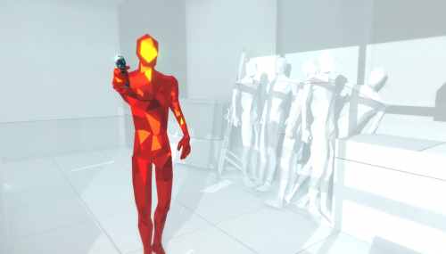 Test SUPERHOT : Mind Control Delete