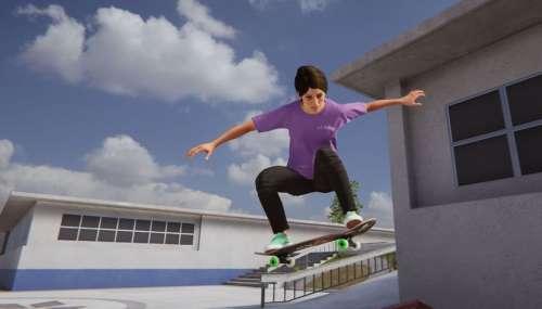 Test Skater XL