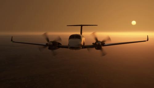 Test : Flight Simulator, c'est un rêve de gosse qui se réalise