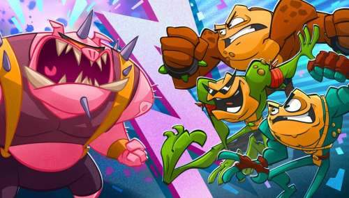 Test : Battletoads, le beat'em up qui s'y croâ