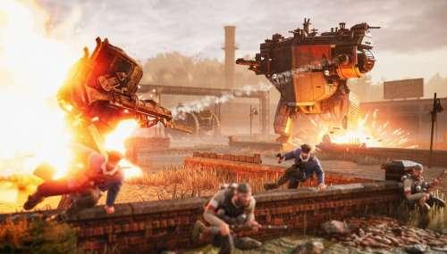 Test : Iron Harvest, le salaire de vapeur