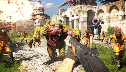 Test : Serious Sam 4 est sans doute le pire FPS de l'année