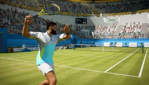 Test : Tennis World Tour 2 : défaite en trois sets