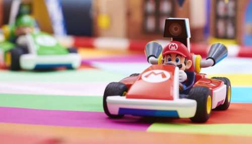 Test : Mario Kart Live Home Circuit : la loi du divertissement minimum