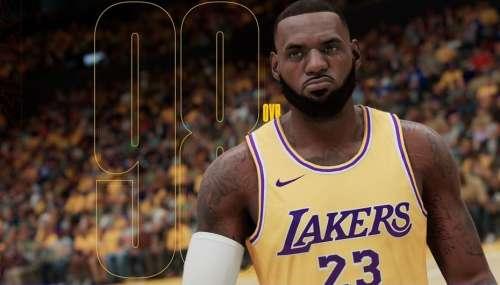 Test : NBA 2K21 monte au rebond sur PS5 et Xbox Series X S