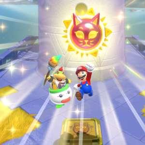 Test : Déjà brillant, Super Mario 3D World resplendit avec Bowser's Fury